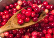 "Cranberries a ""superfood"""