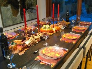 Enjoy Family Thanksgiving