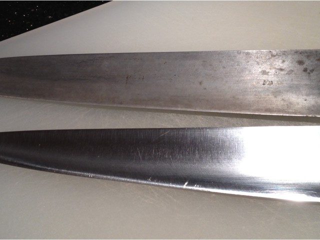 Carbon vs Stainless