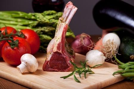 how to proper cook rack of lamb