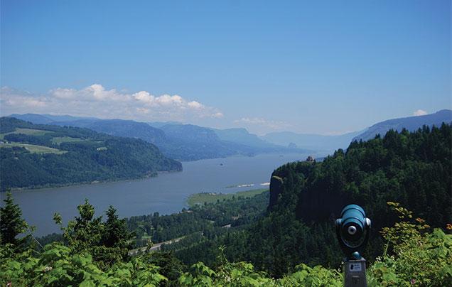 Taste the Columbia Gorge!