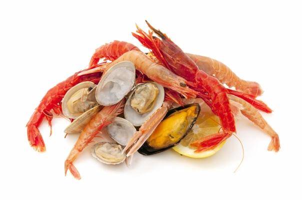 Shellfish of the northwest bon vivant for Allergic to fish