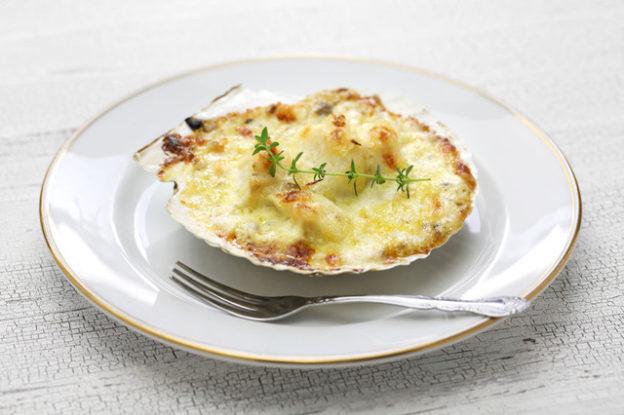 Seafood Mornay